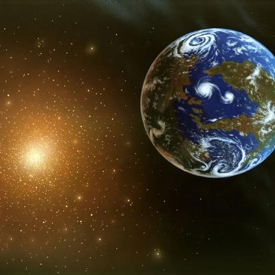 0327 Earthlike Planet & Globular Cluster