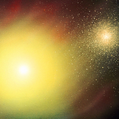 0631 Star and Globular Cluster