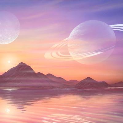 0812 Extrasolar Planet Daytime