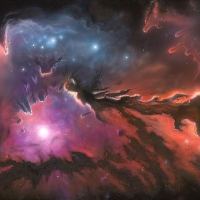 0925 A Swathe of Nebulosity