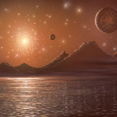 1018 Globular Cluster
