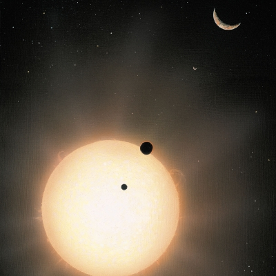 1105 Kepler 11 System