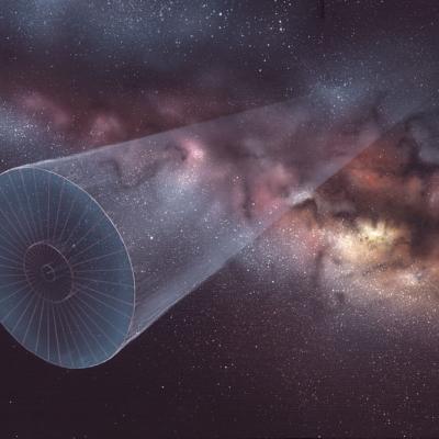 1210b Laser Pushed Lightsail Starship
