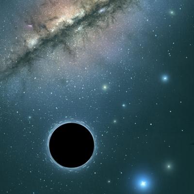 1217 Black Hole