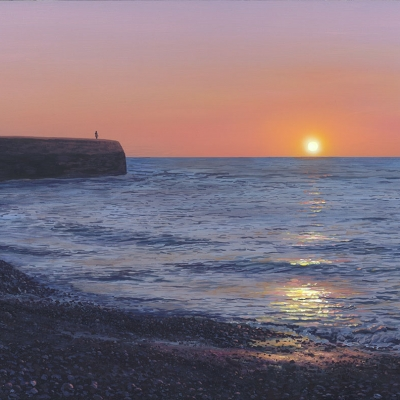 1604 Greeting the Dawn at the Cobb