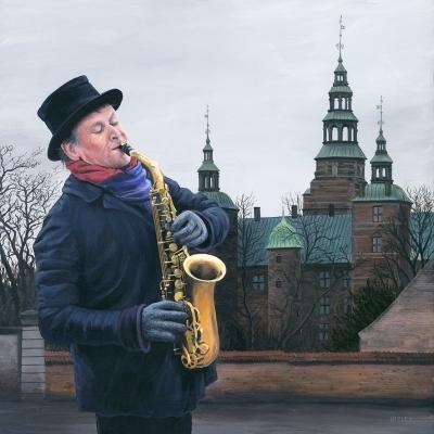 1605 Copenhagen Melody