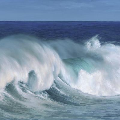 1513 Waves at Reunion Island