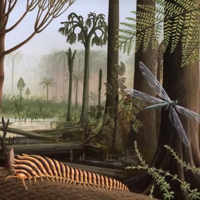 0503 Carboniferous Scene 1